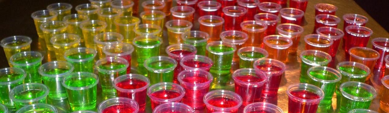 Пьянящий десерт – алкогольное желе