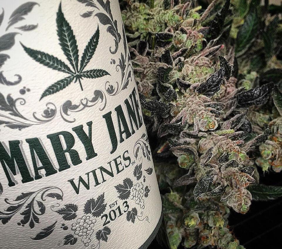 Вино из конопли