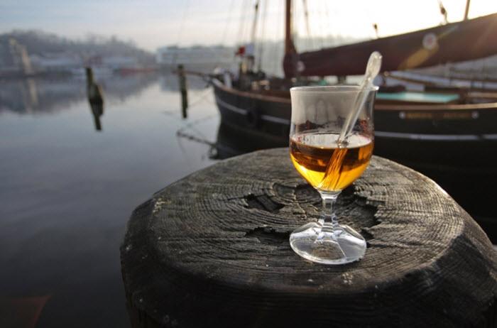 Грог – согревающий напиток моряков