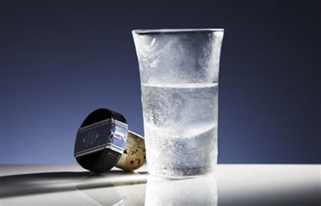 Пьём водочку правильно