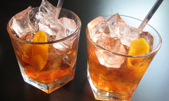 4 мужских коктейлей для пятничного вечера