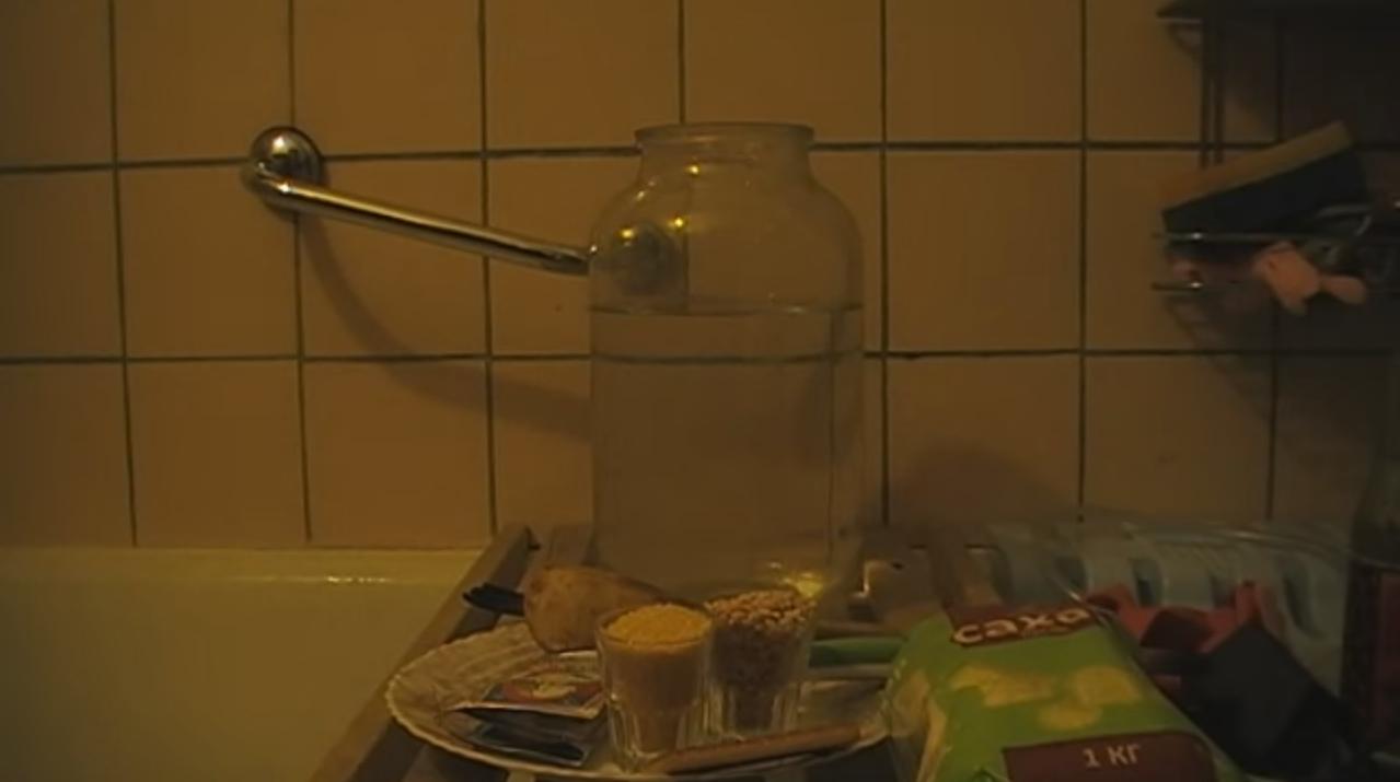 Рецепт хлебного самогона в домашних условиях 586