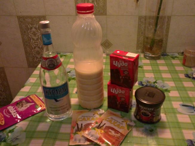 Как сделать ликер из спирта в домашних условиях бейлиз
