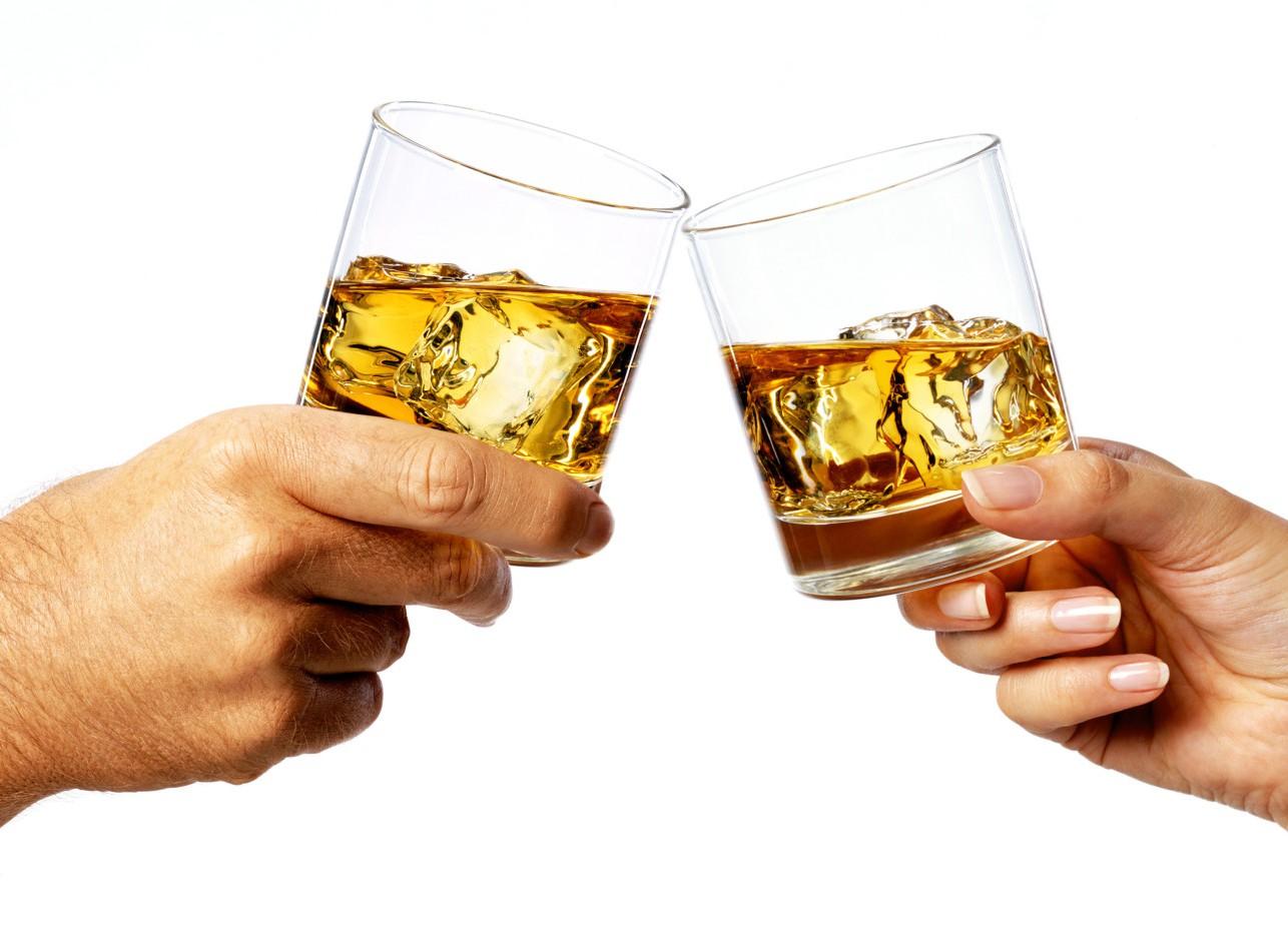 Три изысканных коктейля с виски. Выбор джентльменов.