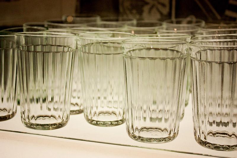Граненый стакан. История и секрет прочности