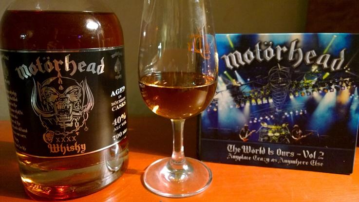 Вкус металла! Обзор алкоголя от рок-исполнителей