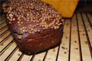 Настойка на бородинском хлебе