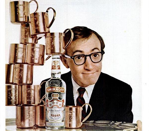 Московский мул – американский коктейль с русским характером