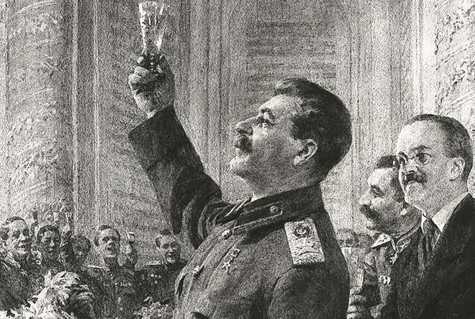 Вина которые пил Сталин