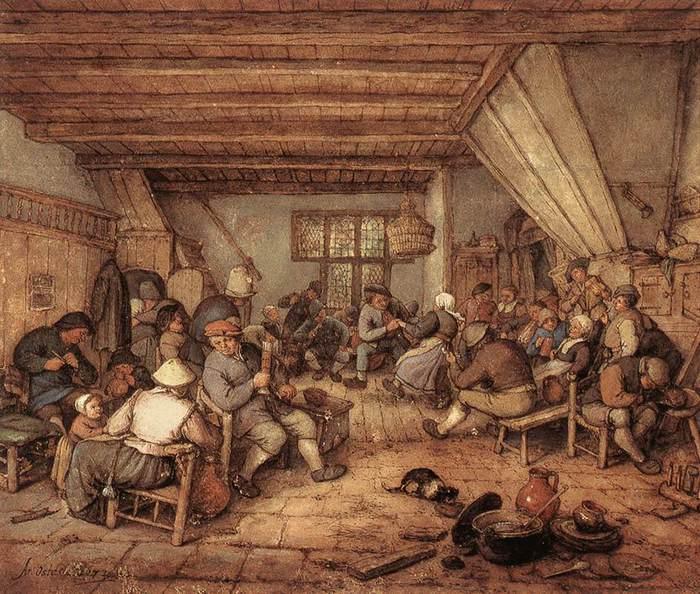 Что пила средневековая Европа?