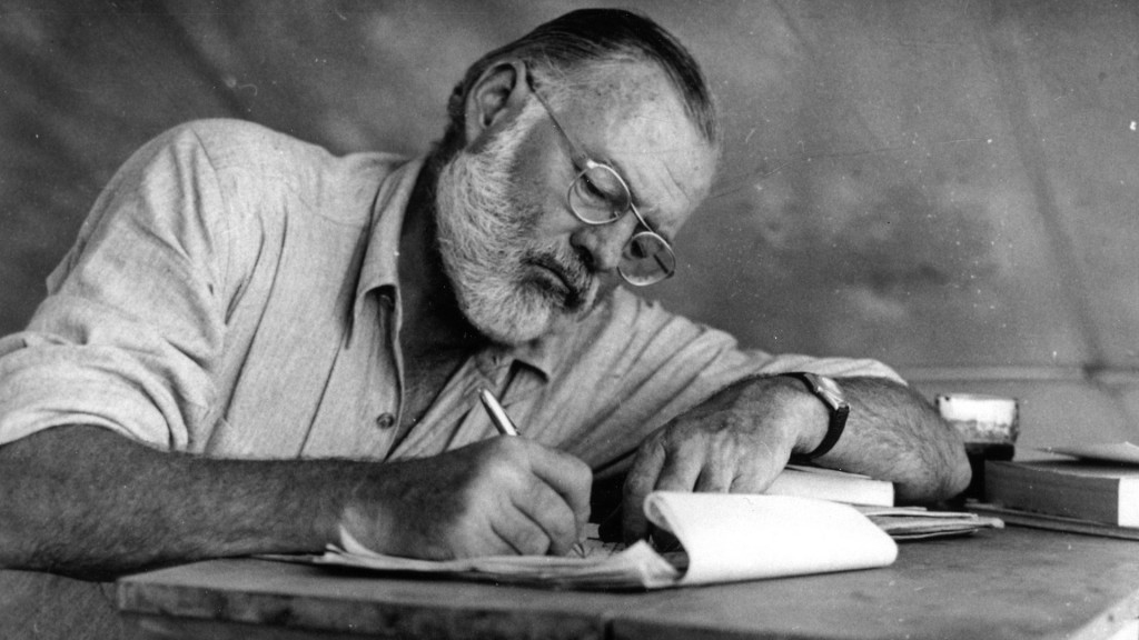 Алкоголь – счастье и горе великих писателей