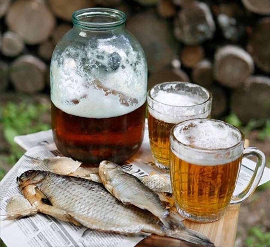 Пиво которое пил Ленин