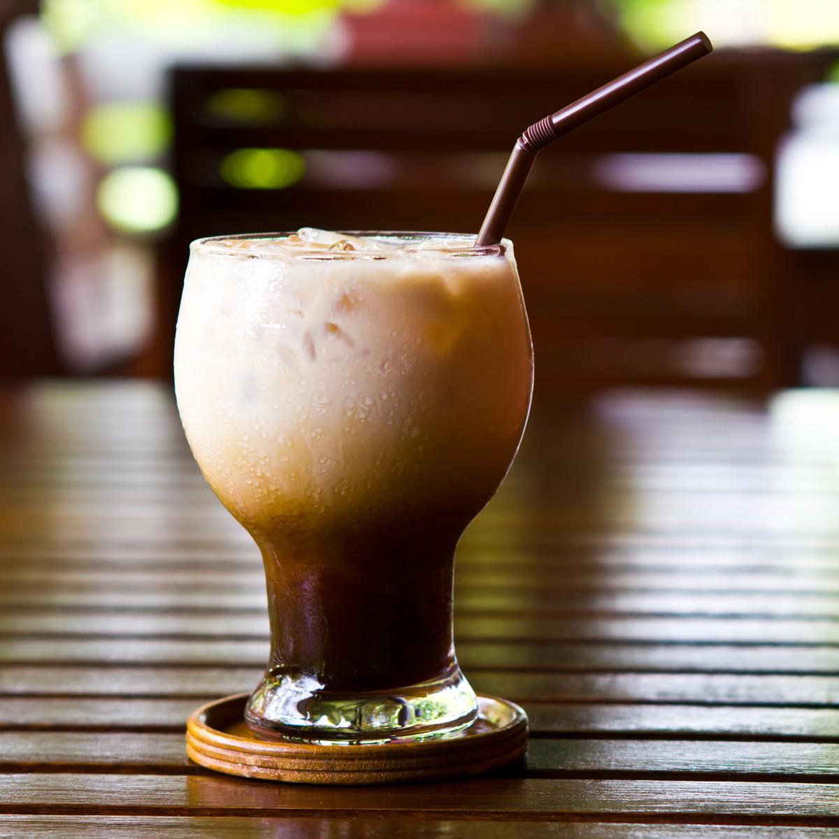 шоколадный поцелуй коктейль